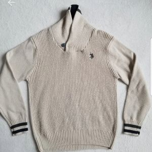 Polo knitted sweater (boy)